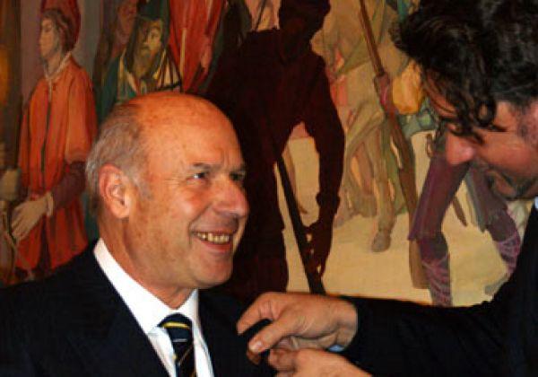 Marcello Sbaragli è il Capitano della Tartuca