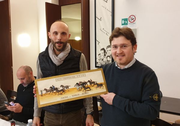 """I """"cavallini"""" di Tommaso Andreini"""