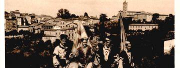 Giro ai Tufi nel 1951