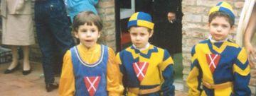 Giro in città 1986