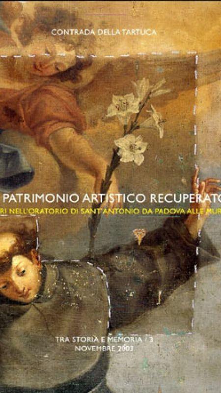 UN PATRIMONIO ARTISTICO RECUPERATO