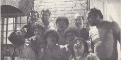 Cena nel Chiassino Giu '79