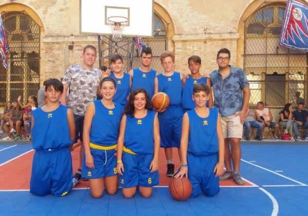 La Tartuca al VII° Torneo Piccoli Balzellatori