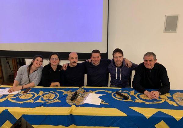Il nuovo Consiglio Direttivo di Castelsenio
