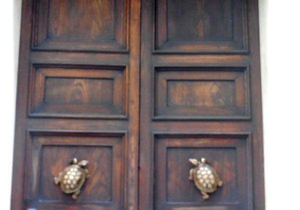 """I """"tesori"""" della stanza della Deputazione di Seggio"""