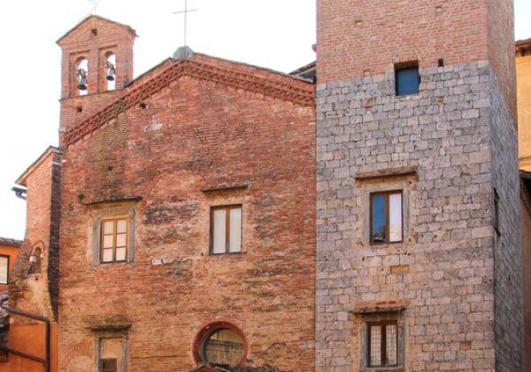 I Tartuchini e la Chiesa delle Carceri di Sant'Ansano
