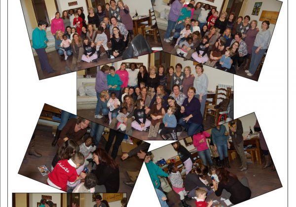 Gruppi Donne: Visita alla Casa Famiglia di Montalbuccio