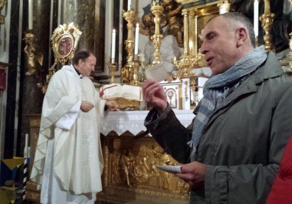 Don Floriano: il sacerdote, il correttore, l'amico e il tartuchino dal cuore grande!