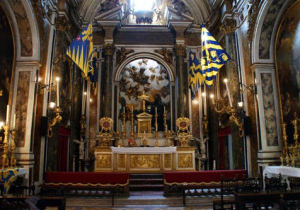 Il più completo e significativo esempio di chiesa contradaiola