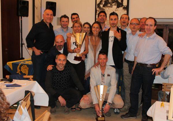 I premiati della Siena Montalcino