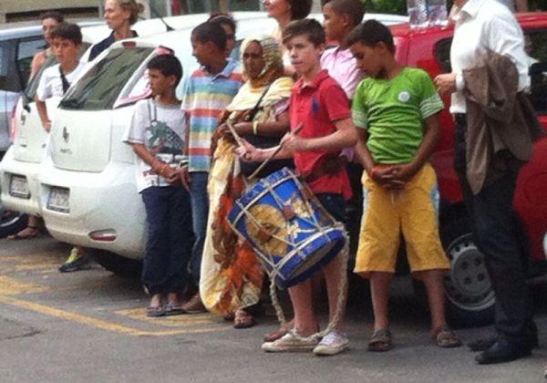 I bambini dal Saharawi