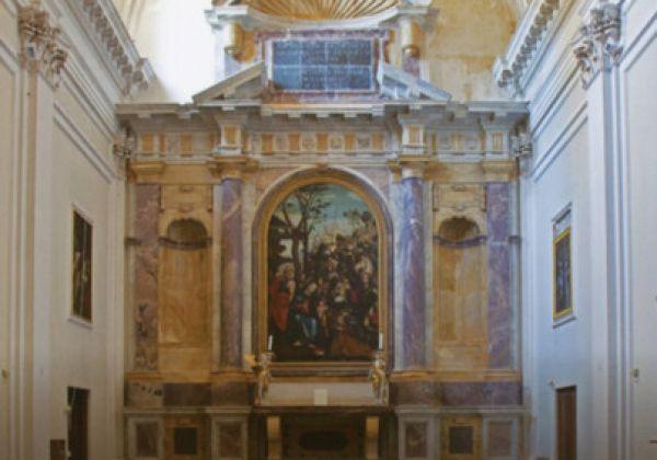La Chiesa di San'Agostino come non si era mai vista