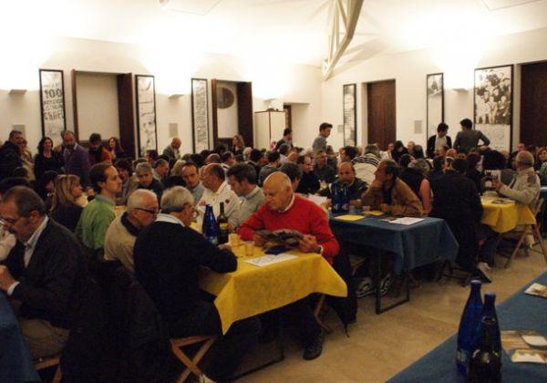Montalcino, la serata della premiazione