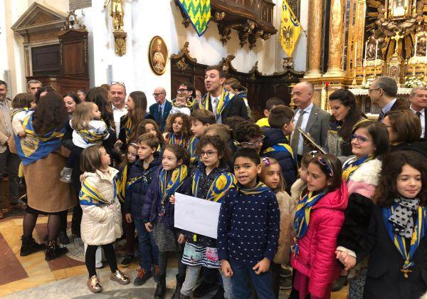 Festa dei tabernacoli, Piccoli vittoriosi