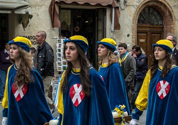 La 34 Siena-Montalcino